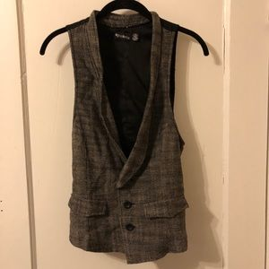 Urban Outfitters tweed vest
